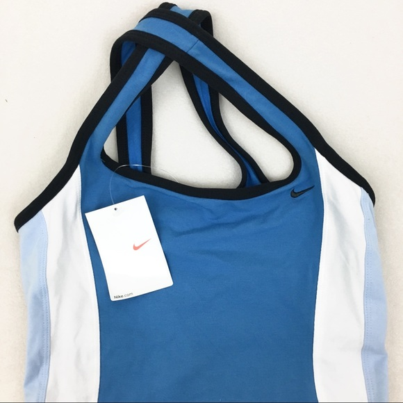 Nike Tops - [Nike] NWT Women's Fitted Active Tank in Blue